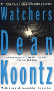 The Watchers D. Koontz