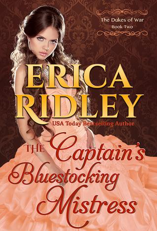 The Captain's Bluestocking Mistress